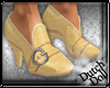 DD Lady Anne Gold shoes
