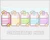 . Strawberry Malk