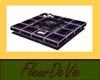 FDV Purple Sq Sofa
