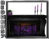 Franky's Club Fireplace