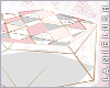 LL* Blush Marble Table