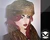 m> Posh Fur Hat 2