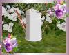 WhiteCopper Watering can