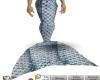 man merman tail