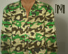 Yzo: P. Camo Button up