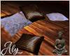 Yoga Pants Chat Pillows