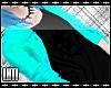L Toxic Blue Shirt - T
