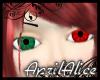 Boyish Twin Doll Eyes