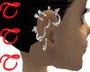 TTT Silver Ear Piercings