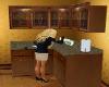 Kitchen Corner Cleaning