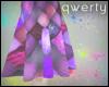 !Q! 3rd Patchwork Skirt