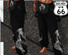 SD Howling Wolf Bibs