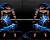 {LS} Mystic Dress blue