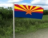 Animated Arizona Flag