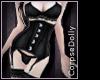 [c] Redeemed corset - bl