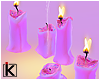|k  Witchy Candles