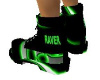 NL-Boots Toxic Green S