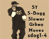 ST Snoop Dogg Moves #1