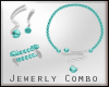 Turquoise Jewerly Combo