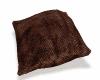 brown pillow no pose