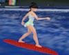 Strawberry surfboard (f)