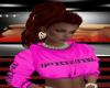 xDSx Pink Hot Hoodie