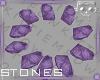Stones Purple 1a Ⓚ