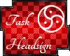 Task Headsign Black