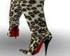 CheetaThigh High Boots
