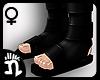 (n)Ninja Sandals 4 Black