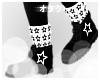 ☯Stars(Boots+Socks)☯