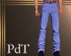 PdT Lt Blue Linen PantsM