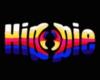 HD~HIPPIE BLK T LADYS