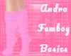 Femboy Socks - Pink