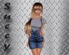 -Succy- Overall Skirt V4