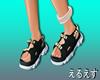 LS bijou sandals