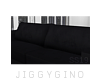 1B| Suede Couch Black