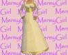 Buttery Maiden Dress