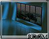 Room Rainy Blue