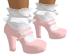 Light Pink Doll Shoes
