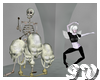 Skeleton Drummer