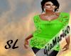 g;Kimz green slim