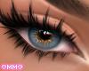 Boujee Eyes Aqua