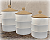 [Luv] Canisters
