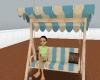 basic swinging chair