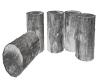 Dirty Steel Barrels