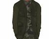 Khaki Jacket, Camo Tee