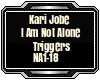 Kari Jobe-I Am Not Alone