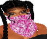 Pink Cash Bandana