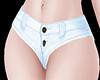 RL Mini Shorts BabyBlue